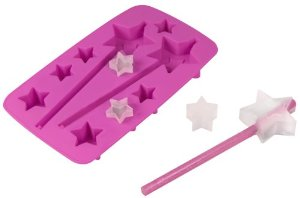 Princess star ice cube tray