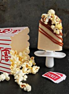 Caramel Popcorn pops