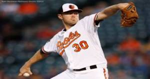Orioles Pitcher